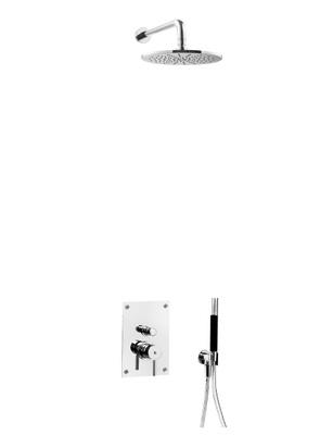 Tapwell Box 7200 Komplett innbyggingssystem