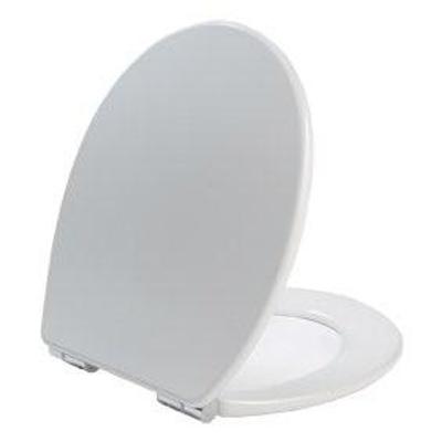 Toalettsete, Standard Hvit