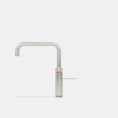 Quooker Fusion square Krom - sett med 3 liter beholder