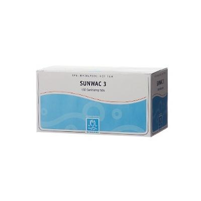 Westerbergs Sunwac 3 Tabletter, 160 stk