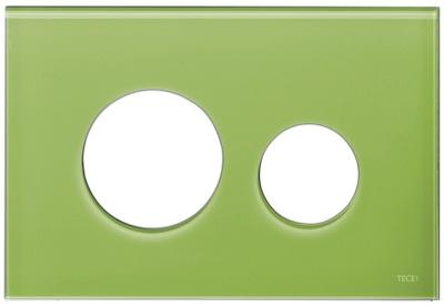 Tece TECEloopglassplategressgrønn.Burgbad
