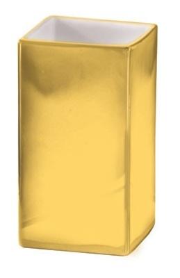 Kleine Wolke Glamour Tannbørsteholder gull