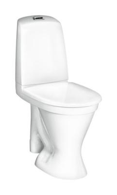 Gustavsberg Nautic 1591 toalett, Hygenic Flush