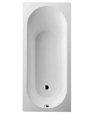Villeroy & Boch Oberon Rektangulært badekar for innbygging Quaryl®  1700 x 750 mm