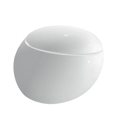 Laufen Alessi One Veggskål rimless hvit LCC overflate