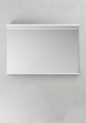 Hafa Speil Store Ledprofil Hvit 1000