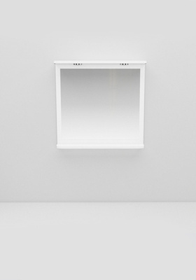 Noro Speil Fix 750 Hvit Matt