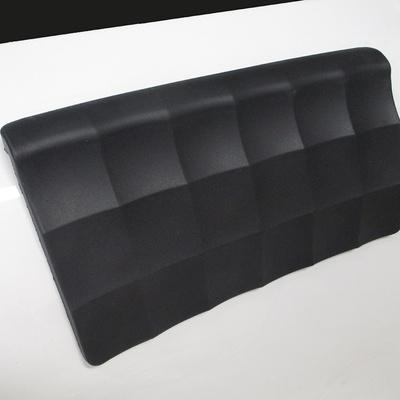 Soft badpute mørkt grått