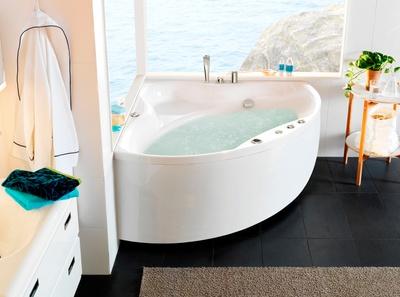 Westerbergs Ocean 130C Comfort 2.0 Massasjebadekar