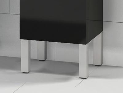 IDA Ben i aluminium, 18 cm (justerbare)