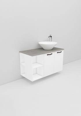 Noro Flexline Modell 77.1 900 H Hvit Mat