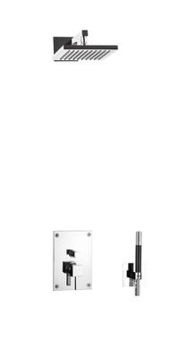 Box Square 8200 Komplett innbyggingssystem