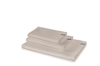 Wafflepiquee Håndkle 40x70 kasjmir