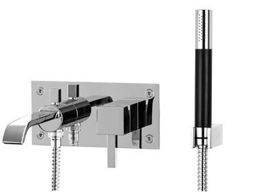 Tapwell Box Rettangolo 026 Ett greps dusj- og badekarkran for innbygging