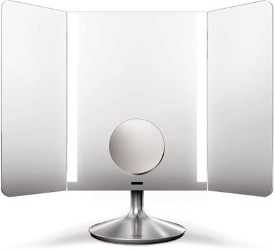 Simplehuman Simplehuman Sminkespeil i bredformat, med lys og bevegelsessensor