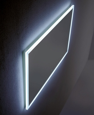 Speil m/led bliss 60x65 cm