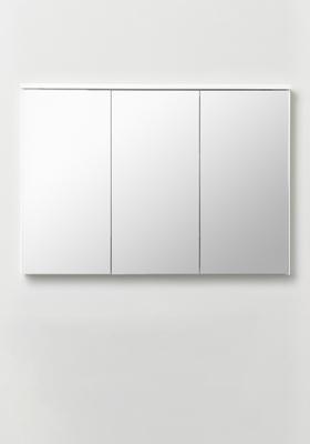 Hafa Edge speilskap 1000 hvit