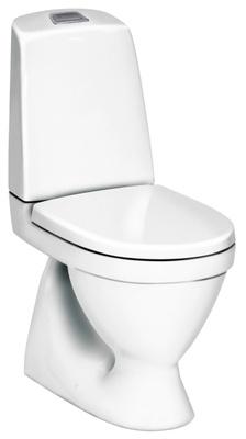 1500 Hygienic Fluch WC C+ S-lås med sete SC QR