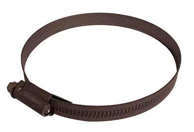 100- 120mm/ 12mm Slangeklemme aluzink