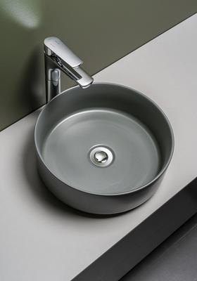 Hafa Håndvask Circle Grå Matt