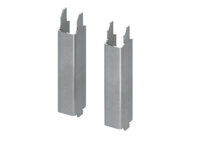 Tece Støttestag for toaletter med redusert anleggsflate, stål