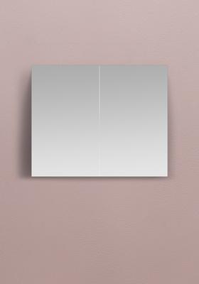Hafa Go speilskap 800 hvit