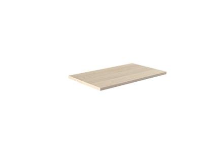 Benkeplate sandfarget ask 80 cm