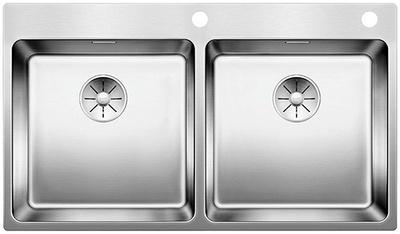 400/400 IF/A Kjøkkenvask