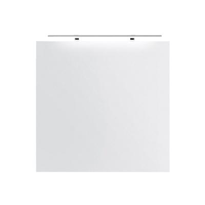 Speil 80 med LED-lampe IP44