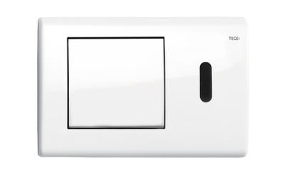 Tece Tec Eplanus Elektr. M/Ir Sensor. 6 V Batteri. Hvit Høyglans