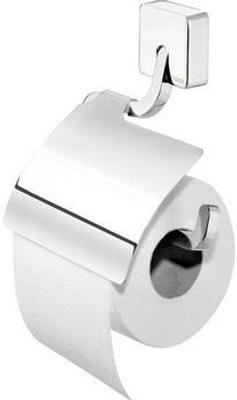 Tiger Impuls krom Toalettpapirholder m/lokk