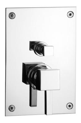 Tapwell Box Square BOX Square 015 dusjbatteri
