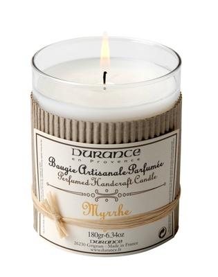 Duft til hjemmet Duftlys Hvit Kamelia
