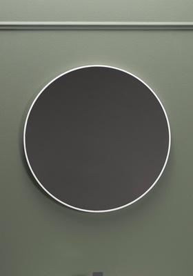 Hafa Speil rundt hvit