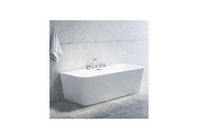 180x81x56cm VikingBad badekar Dybe 180 rettvegg helstøpt