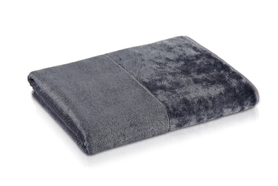 Möve Bambus Lux Håndkle 50*100 grå