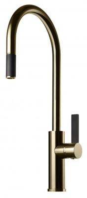 Tapwell ARM185 Messing/Sort Kjøkkenbatteri
