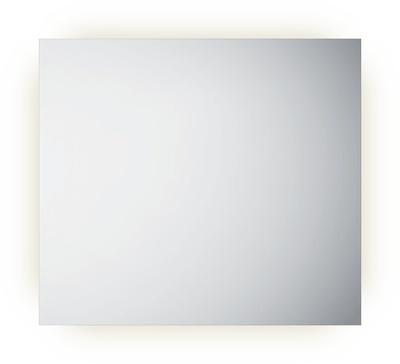 Foss fabrikker as Frame 90 speil med lys/antidugg