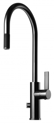 Tapwell ARM885 Black Chrome Kjøkkenbatteri