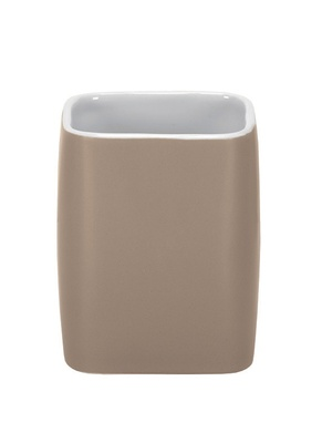 Cubic Tannbørsteholder Taupe