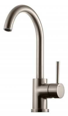 Tapwell EVO180 Brushed Nickel Kjøkkenbatteri