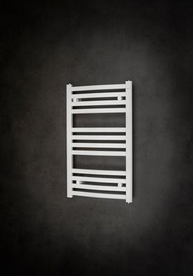 Hafa Ellips håndkletørker hvit 770x600