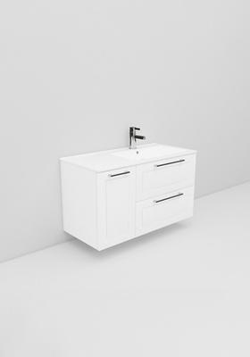 Noro Flexline Modell 41.2 900 H Hvit Mat Ramme