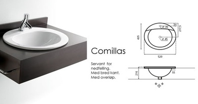 Comillas servant