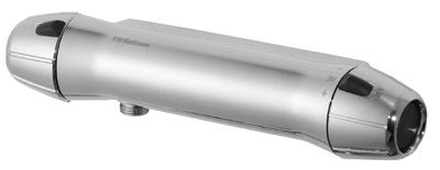 Dusjkran med trykk-og termostatstyring