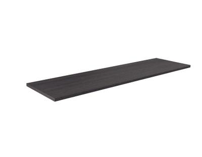 Benkeplate svart cortina eik 160 cm