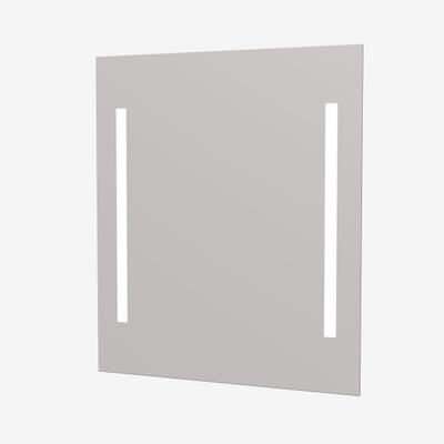 120x4x70 Speil 120 med integrert lys LED 3000K Atina, 2x7,5W