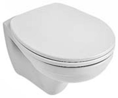 Toalettskål For Veggmontering Compact 7667 10r1