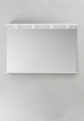 Hafa Speil Store Ledspots Hvit 1200