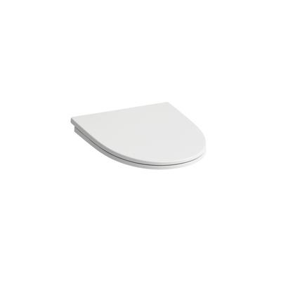 Laufen Kompas Sete hvitt hardplast